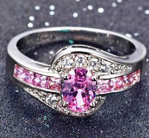 Pink Engagement Ring / Size: 8 for Sale in Brownsboro, TX