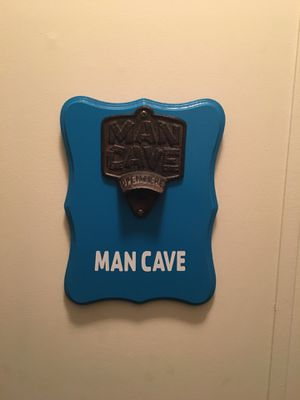 Man Cave Plaques for Sale in Imperial, MO