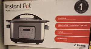 Instant pot slow cooker for Sale in Modesto, CA