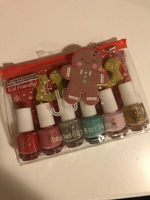Christmas NailPolish Gift Set for Sale in Paducah, KY