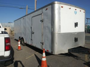 24 Feet Interstate Enclosed Car Trailer for Sale in Morgan, UT