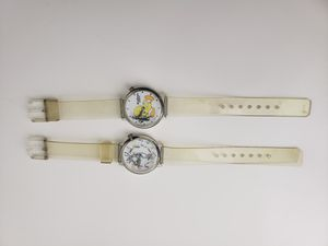 Vintage Tweety Bird Bugs Bunny Armitron Watch Quartz 1997 Looney Tunes Plastic for Sale in Orlando, FL