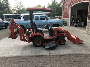 2016 Kubota BX25D for Sale in Yelm, WA
