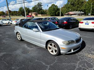 2004 BMW convertible with warranty for Sale in Loganville, GA