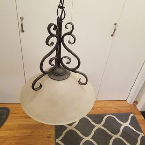 Chandelier Light Fixture for Sale in Puyallup, WA