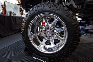 Rims 20x12 Dropstars -44 5x150 new for Sale in American Fork, UT