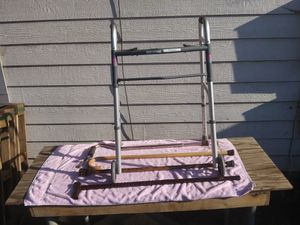 4 CANES AND WALKER for Sale in Visalia, CA