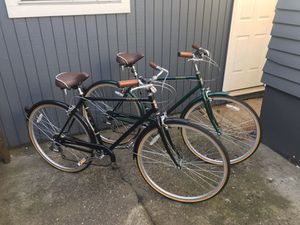 Fuji Nichibei Sagres Commuter City Bike - 2 Available for Sale in Portland, OR