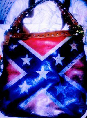 Large rebel purse for Sale in Saint Albans, WV