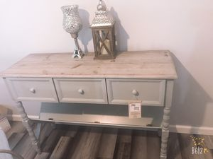 Console table- open box new for Sale in Nashville, TN