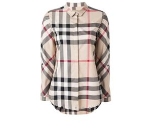 BURBERRY WOMEN'S CASUAL SHIRT NWT S, M, L, XL, 2XL for Sale in Raleigh, NC