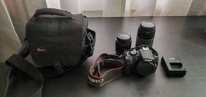 Canon EOS Rebel T3 bundle. for Sale in Orlando, FL
