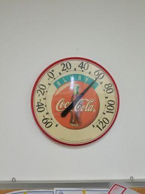 Coca Cola thermometer for Sale in Tacoma, WA