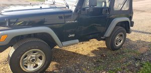 2000 jeep wrangler for Sale in Baltimore, MD