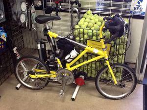 Bike Friday Air Glide 27 Speed Folding Road Bike w/ Travel Bag for Sale in Phoenix, AZ