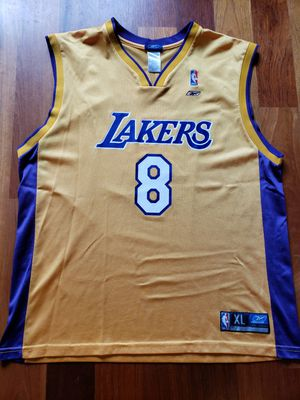Kobe Bryant Lakers NBA basketball Jersey size XL for Sale in Gresham, OR