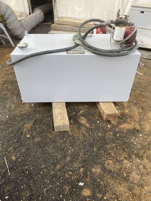 100 gallon diesel tank for Sale in Albany, GA