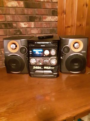 Phillips 240W Max Sound Stereo for Sale in Henderson, KY