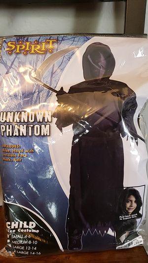 Phantom, Grim Reaper Halloween Costume for Sale in Arlington, TX