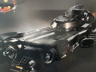LEGO DC Batman 1989 Batmobile 76139 Building Kit, New 2020 (3,306 Pieces) for Sale in Bellevue,  WA