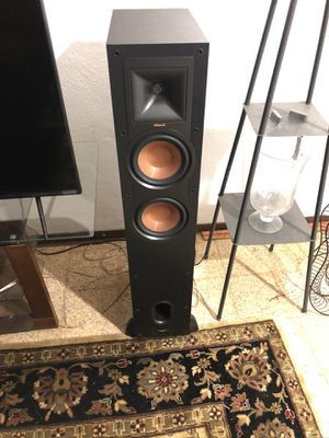 Klipsch tower speakers for Sale in Florissant, MO