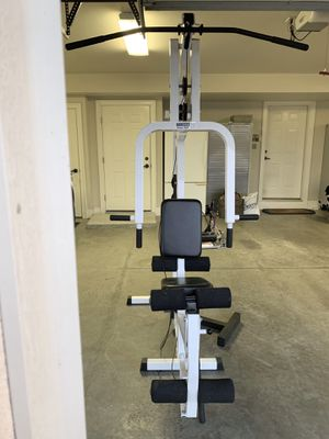 Never Used, Parabody 250 Home Gym & Ab Roller for Sale in Sinking Spring, PA