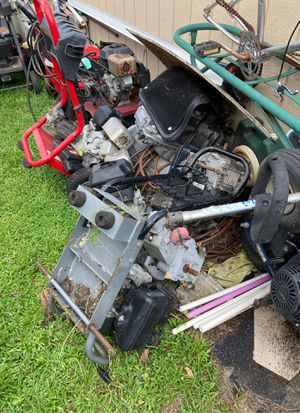 Misc 5hp to 6hp motors. for Sale in Kissimmee, FL