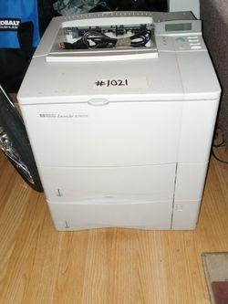 HP LaserJet 4100 TN PRINTER for Sale in Ontario,  CA