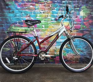 Very Nice Women's Specialized Expedition Sport 21 Speed Comfort Bike Excellent Condition for Sale in Chico, CA
