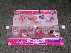 Shopkins Cutie Cars Set QT2-26/27/28 for Sale in St. Louis, MO