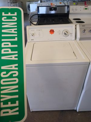 Kenmore washer top load fully functional super capacity for Sale in Fresno, CA