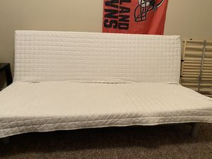 Futon with cover for Sale in Cypress, TX