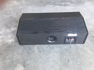 Polk audio speaker for Sale in Pompano Beach, FL