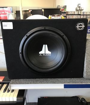 Car Subwoofer for Sale in Everett, WA