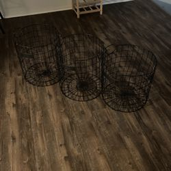 3 Laundry Baskets for Sale in Canton,  MI