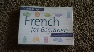 French for beginners for Sale in Sioux Falls, SD