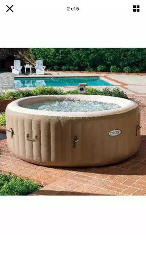 Portable hot tub/spa Small pool. New for Sale in Carefree, AZ