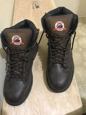 Men Brahma work boots for Sale in Carol City, FL