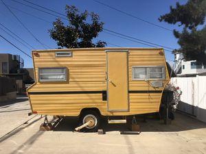 1972 Aristocrat Lo Liner camper trailer for Sale in San Diego, CA