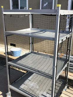 Sortation Cart / Storage Racks / Industrial Shelves / Shelf / Estante for Sale in Baldwin Park,  CA