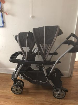 Gracco Double Stroller for Sale in The Bronx, NY