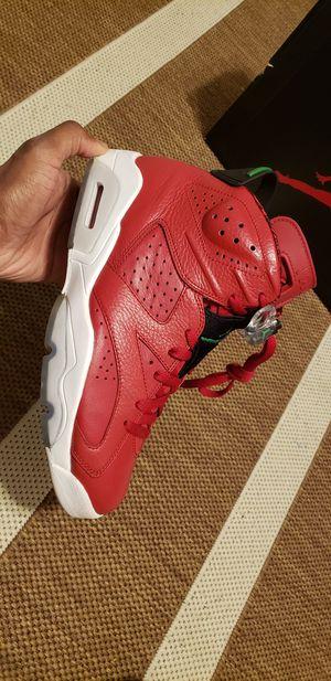 """Jordan 6s """"History of Jordan"""" sz9.5 for Sale in New York, NY"""