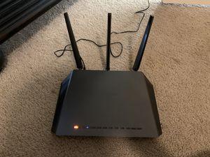 Netgear Nighthawk AC1900 Smart WiFi router for Sale in Bedford, TX