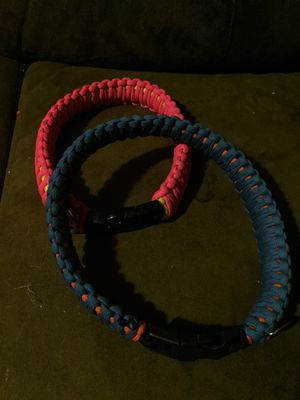 Dog collars, Paracord for Sale in Prescott Valley, AZ