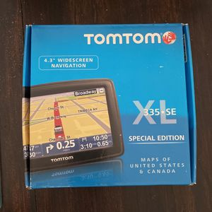 TomTom GPS XL 335 SE *NEW* - Closed box for Sale in Jurupa Valley, CA