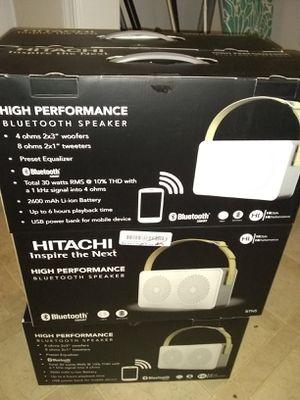 30 watt Bluetooth speaker and it's loud... for Sale in Washington, DC