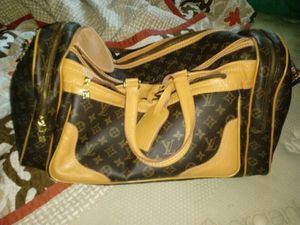 Louis Vuitton Vintage Duffle Bag for Sale in Thermal, CA
