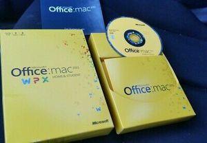 Microsoft Office Professional Mac 2011 for Sale in Pembroke Pines, FL