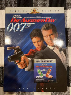 Die Another Day (DVD, 2003, 2-Disc Set, Special Edition Full Frame) for Sale in Blue Diamond, NV