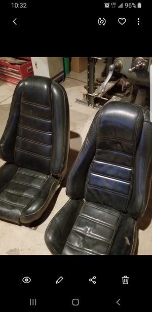 Carvette seats 1974 C3 for Sale in Glendale, AZ
